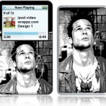 Fight Club Skins for iPod Video