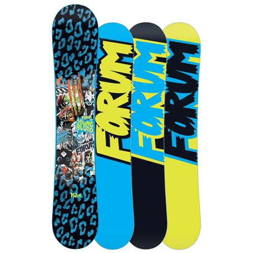 Forum Youngblood 152 Snowboard