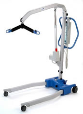 Oxford Advance Folding Mobile Hoist