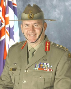 Major General Peter Cosgrove