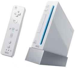 Nintendo Wii Console including Wii Sports