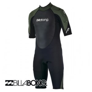 Billabong Foil 2, 2mm spring shorty wetsuit