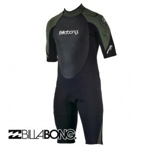 Billabong Foil 2, 2mm spring shorty wetsuit